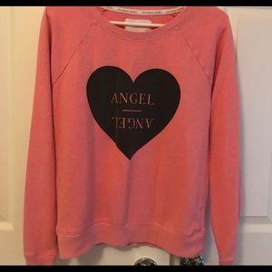 Victoria Secret Angel Pink Pullover
